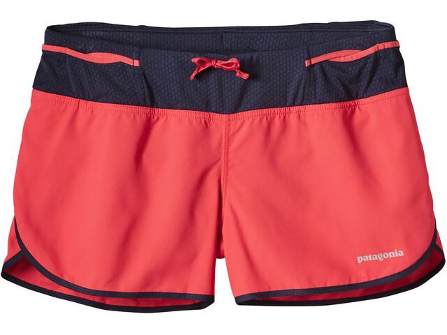 Patagonia W's Strider Pro 3in Shorts Shock Pink